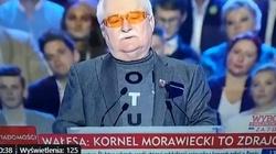 Twitter komentuje słowa Wałęsy o Kornelu Morawieckim - miniaturka