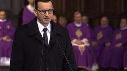 Premier Morawiecki: Jan Olszewski był uosobieniem polskiej niepodległości - miniaturka