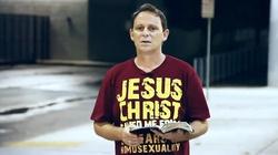 27 lat był gejem, aż stało się coś cudownego - miniaturka