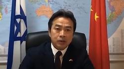 Ambasador Chin w Izraelu znaleziony martwy w swoim mieszkaniu - miniaturka