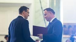 Prezydent Andrzej Duda desygnował Mateusza Morawieckiego na premiera - miniaturka