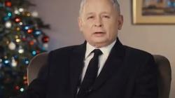 Świąteczne życzenia od prezesa PiS - miniaturka