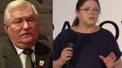 Prof. Krystyna Pawłowicz odpowiada Wałęsie!Nie ma Pan ŻADNYCH szans... No sorry - miniaturka