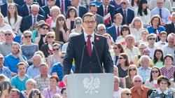 Premier Morawiecki: Każdy, kto czuje się Polakiem, jest Polakiem - miniaturka