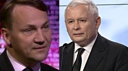 Sikorski kontra Kaczyński. Jest wyrok sądu - miniaturka