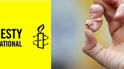 Amnesty International wspiera aborcję! Podpisz petycję! - miniaturka