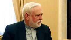 Abp Gallagher, szef papieskiej dyplomacji, broni polskich biskupów - miniaturka