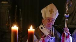 Abp Jędraszewski: Kościół zachwyca się czystością Maryi - miniaturka