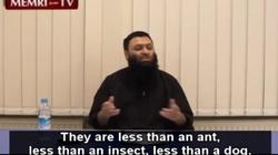 Brytyjski islamista: Niewierni są gorsi niż psy, gorsi niż robactwo - miniaturka