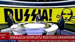 Rosjanie atakują Michała Rachonia. Wezwano ambasadora RP - miniaturka