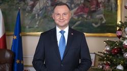 Noworoczne orędzie prezydenta Dudy. ,,2020 to będzie rok polskich zwycięstw'' - miniaturka