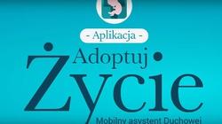 Adoptuj Życie... przez telefon! Wspaniała akcja pro-life - miniaturka