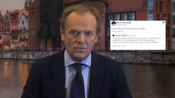 Tusk zapowiada swój wywiad w TVN. Pytania dostał mailem?  - miniaturka