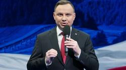 Prezydent Andrzej Duda o PO-PSL: Ci ludzie nie mają honoru - miniaturka