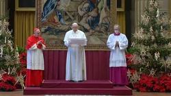 Urbi et Orbi. Papież wzywa do solidarności - miniaturka