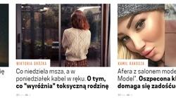 Jak lewackie media obrzydliwie manipulują - nawet własnymi tekstami - miniaturka