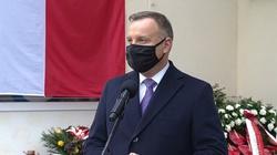 Prezydent o Niezłomnych: Nie zgodzili się na zniewoloną Polskę  - miniaturka