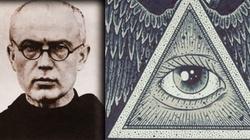 Św. Maksymilian i spotkanie z masonerią  - miniaturka