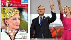 Żałosne! Wyborcza atakuje Agatę Dudę niczym tabloid! - miniaturka