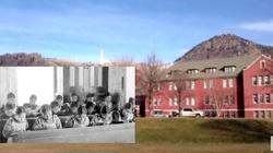 Masakryczne odkrycie w Kanadzie. 215 indiańskich dzieci w masowym grobie, łącznie zmarło tam ponad 4100 dzieci - miniaturka