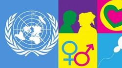 """Skandal! Próba przemycenia nieograniczonej liczby """"płci"""" w projekcie ONZ o ściganiu zbrodni przeciwko ludzkości - miniaturka"""