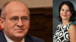 Minister Rau spotka się z kandydatką na kanclerza Annaleną Baerbock. Polska liczy na niemieckich Zielonych? - miniaturka