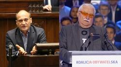 Wałęsa głosuje na PSL. Jest odpowiedź Kukiza - miniaturka