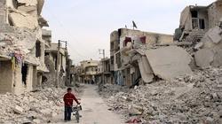 Ostrzał konwoju ONZ w Syrii. Zginęły 32 osoby - miniaturka