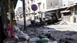 Rosja bombarduje Aleppo. 20 kościołów zburzonych, 100 dzieci zabitych - miniaturka