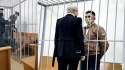 Białoruski więzień polityczny przeżył operację po próbie samobójczej na sali sądowej - miniaturka