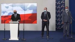 [Wideo] Prezes PiS: Z wielką radością mogę powiedzieć. Pan poseł Czartoryski wraca do naszego klubu - miniaturka