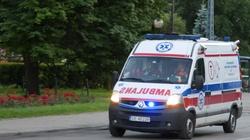 Wypadek w Solcu: Policjant zabił kobietę, prowadziła wózek inwalidzki - miniaturka