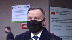 Prezydent Duda zabiera głos w sprawie budzącej emocje nominacji dyrektora IPN we Wrocławiu - miniaturka