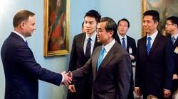 Prezydent Andrzej Duda udaje się dziś z wizytą do Chin - miniaturka