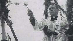 Niemcy mordowali polskich księży, polscy księża - ratowali Żydów - miniaturka