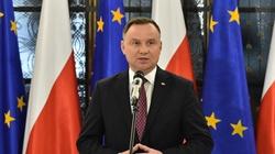 Prezydent Andrzej Duda udaje się na spotkanie z prezydentem USA Donaldem Trumpem nie tylko jako przedstawiciel Polski, ale także jako emisariusz NATO i Europy - miniaturka