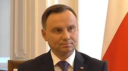 Prezydent Andrzej Duda: Jest granica politycznego sporu. To interes Rzeczpospolitej! - miniaturka