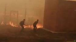 [Wideo] Rosja: pożary lasów dotarły do ,,atomowego centrum'' - miniaturka