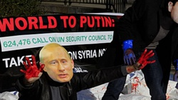El-Asad i Putin - braterstwo niewinnie przelanej krwi - miniaturka