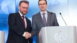Premier podziękował prof. Szumowskiemu  - miniaturka