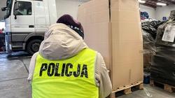 Tysiące skradzionych przedmiotów wartości 2,5 mln zł. Przestępcy w rękach policji - miniaturka