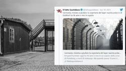 Skandaliczny nagłówek we włoskiej prasie! ,,Polski obóz koncentracyjny w  Stutthofie'' - miniaturka