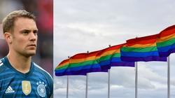 UEFA: zabraniamy symboli politycznych, chyba że chodzi o symbole LGBT - miniaturka
