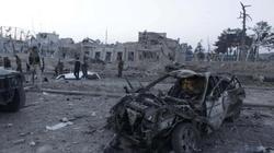 Talibowie zaatakowali niemiecki konsulat. Wiele ofiar - miniaturka