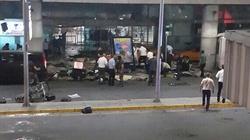 UWAGA! Atak na międzynarodowe lotnisko w Stambule!  - miniaturka