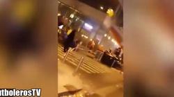 Zobacz filmy z zamachu islamistów na Paryż. PRZERAŻAJĄCE! - miniaturka