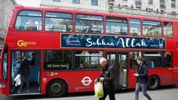 """Wielka Brytania ubogacona-na autobusach """"Chwała Allahowi"""" - miniaturka"""