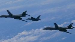 Bombowce USA nad wybrzeżem Korei Północnej! - miniaturka