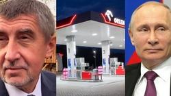Premier Babisz wrogiem PKN Orlen-ostrzega...czeski wywiad  - miniaturka