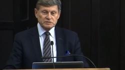 Balcerowicza przesłuchała prokuratura. Chodzi o GetBack - miniaturka